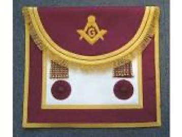 Master Mason Apron_Scot_Constitution